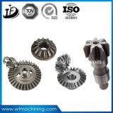 Bronze fazendo à máquina do metal/peças fazendo à máquina do ferro/as de alumínio/do aço CNC do torno