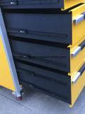 cabina de herramienta 33drawers con dos porciones (sobre pieza de part+under)