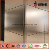 Ideabond Hochbau-materielle Farbe beschichtete Aluminiumring