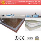 El PVC WPC hizo espuma cadena de producción de la placa