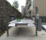 Levage automatique de stationnement de véhicule de véhicule de poste du cylindre hydraulique quatre de la CE 2700-3600kg de marque de Gg