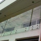 Frameless Glas-Fechten