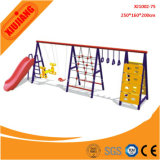 Hot Sale Kids Fitness Swing Small Outdoor Playground