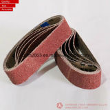 50*2100mm, P120, Ceramic, Zirconia 및 Aluminum Oxide Abrasive Sanding Belt