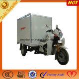 Triciclo bianco del contenitore