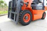 Carrello elevatore a forcale della trasmissione automatica del motore di benzina da 2.5 tonnellate GPL