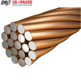 Venta de hilo caliente de alambre de acero revestido de cobre (CCS)