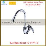 Misturador montado plataforma da cozinha da lavagem do aço inoxidável
