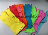 Резиновые перчатки для домашних хозяйств (очистки природных латекс)
