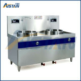 Grande fornello di induzione della stufa del Wok elettrico Xdc800-002 per la strumentazione della cucina