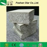 Placa do tipo sanduíche de EPS de cimento para casas Modular