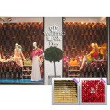 2018 Nuevo Material Glitter Sign publicidad Carteles de pared de la junta
