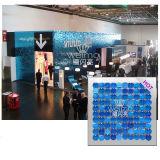 Publicidad de la señalización de la pared de la tarjeta de la muestra