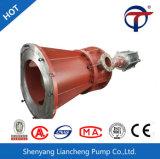 L'eau d'étanchéité avec le tendeur de la pompe centrifuge à plusieurs degrés en acier inoxydable