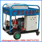apparecchio a getto di sabbia ad alta pressione dell'acqua della macchina di pulizia del getto di acqua di 500bar 50MPa