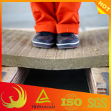 고밀도와 Fireproof Roof Rock Wool Insulation Board