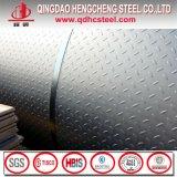 Hojas Checkered galvanizadas de la placa del diamante del acero suave