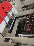 기계를 만드는 단일 회선 자동적인 구멍을 뚫는 t-셔츠 부대