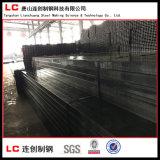 Preto carbono comum para a construção do tubo de enchimento de corpos ocos