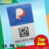 EPC1 GEN2 RFID UHFwindschutzscheibe MARKE Parkenkarte mit QR Code