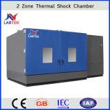 Alloggiamento della prova di urto termico di 2 zone, tester estremo di temperatura