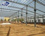 Entrepôt de fabrication personnalisée Atelier de charpente en acier Préfabriqués Métalliques plante