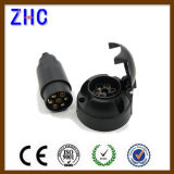 EU 7p 12V 24V Truck Vehicle Trailer Plug / Socket / Connector