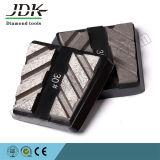 Diamond металлический инструмент с алюминиевое основание для мрамора