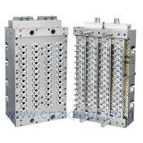 Moule à injection de préformes PET en plastique les canaux chauds (buse d'arrêt) (48 cavités)