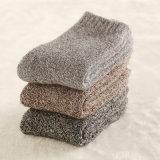 Осенью и зимой очень толстые шерстяные носки