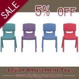 Chaises en plastique de meubles approuvés standard d'enfants de l'Europe de la CE (Z1283-1)
