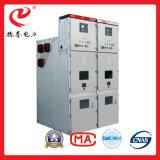Dispositivo de distribución Metel-Cerrado de Kyn28A-12 Indoorwithdrawout