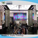 SMD P5 HD plein écran LED de couleur à l'intérieur du restaurant