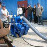 熱い販売法の工場道、具体的な表面のタイプショットブラスト機械
