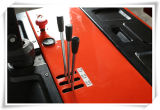 Fabrik-Großverkauf-Mast-Reichweite-elektrischer Gabelstapler 1.5ton