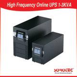 안쪽으로 건전지를 가진 디지털 표시 장치 온라인 UPS 3kVA