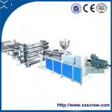 Mousse PVC en plastique de la machinerie de décisions du Conseil de l'extrudeuse /feuille