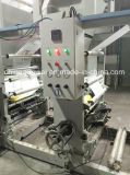 Shaftless 4 Color Gravure Printing Machine für Label (Pneumatic Shaft)