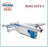 Mj6132tya de ModelMachines van de Houtbewerking van de Zaag van het Comité van de Lijst van het Meubilair van de Scherpe Machine Glijdende