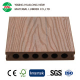Panneau de plancher composé en plastique en bois de Decking