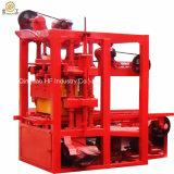 Les matériaux de construction bloc solide de décisions Machines pour fabriquer les entretoises Qt pavés en béton4-26 Philippines