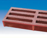 FRP Molded Public garden/Rectangular Grating with Corrosion Resisting