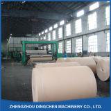 Máquina de la fabricación de papel de Brown Kraft