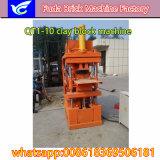 ドイツ技術の高品質の油圧粘土の煉瓦機械