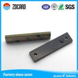Anti étiquette en métal pour le rail d'objet
