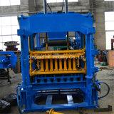 Bloc concret de machine automatique de brique du marché de Qt4-15 Contruction faisant la machine