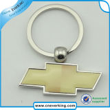 Símbolos personalizados do carro marca o metal Keychain