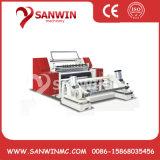 Rouleau de papier trancheuse rembobineur de refendage de papier thermique de la machinerie