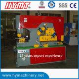 Découpage Q35Y-20 de dépliement de tonte de poinçon combiné hydraulique entaillant la machine