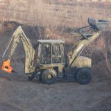 cargadora retroexcavadora articulada miniexcavadora en venta